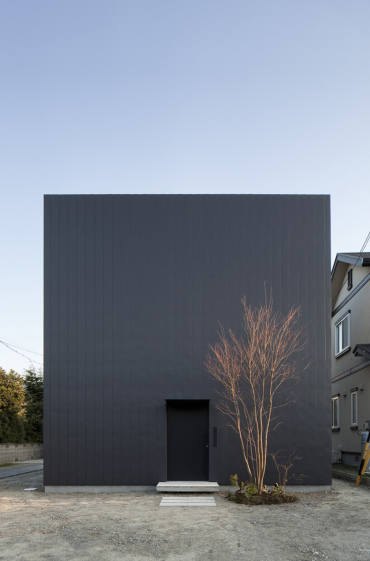 house design by ma-style architects, japan