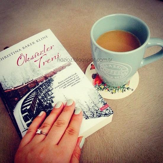 Öksüzler Treni | Christina Baker Kline