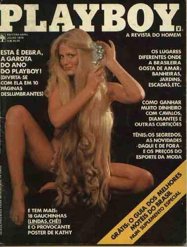 Confira as fotos da modelo Debra Jo Fondren, capa da Playboy de julho de 1978!