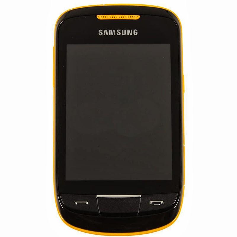 Cara Flash Samsung GT-S3850