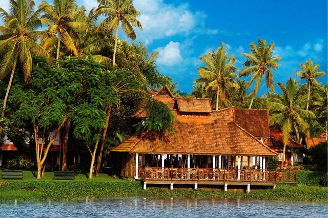 Kumarakom Lake Resort in Kumarakom, Kerala