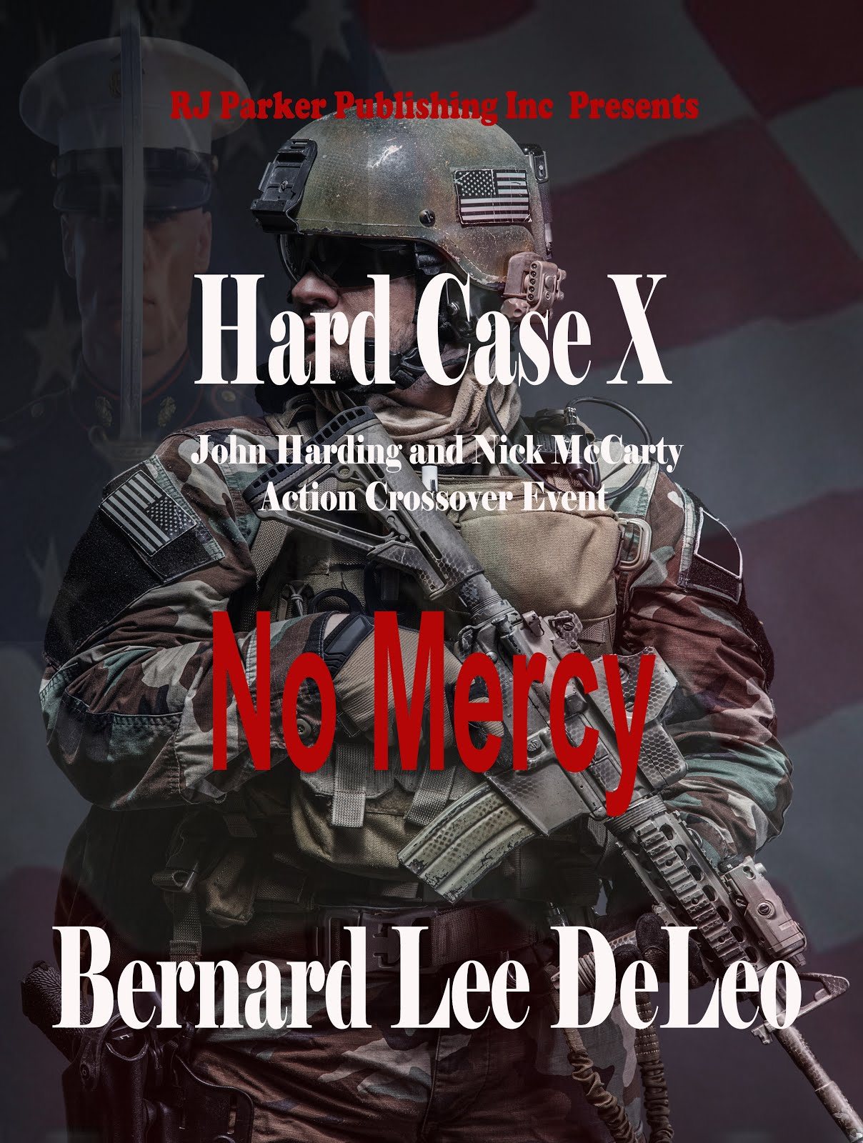 Hard Case Book 10: No Mercy