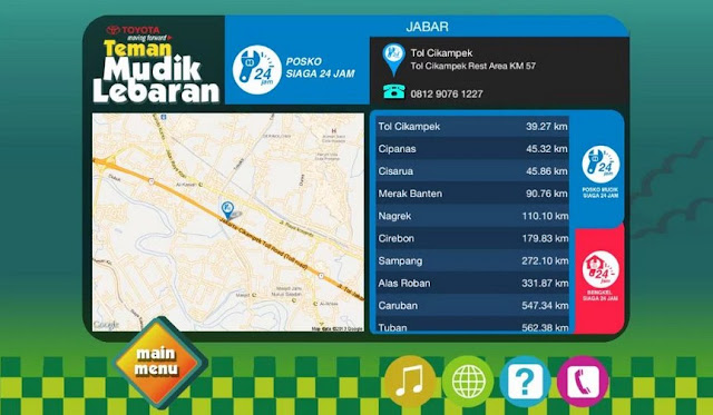 3 Aplikasi Android Penting Saat Mudik Lebaran 2015