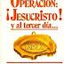 (Og Mandino) Operación Jesucristo