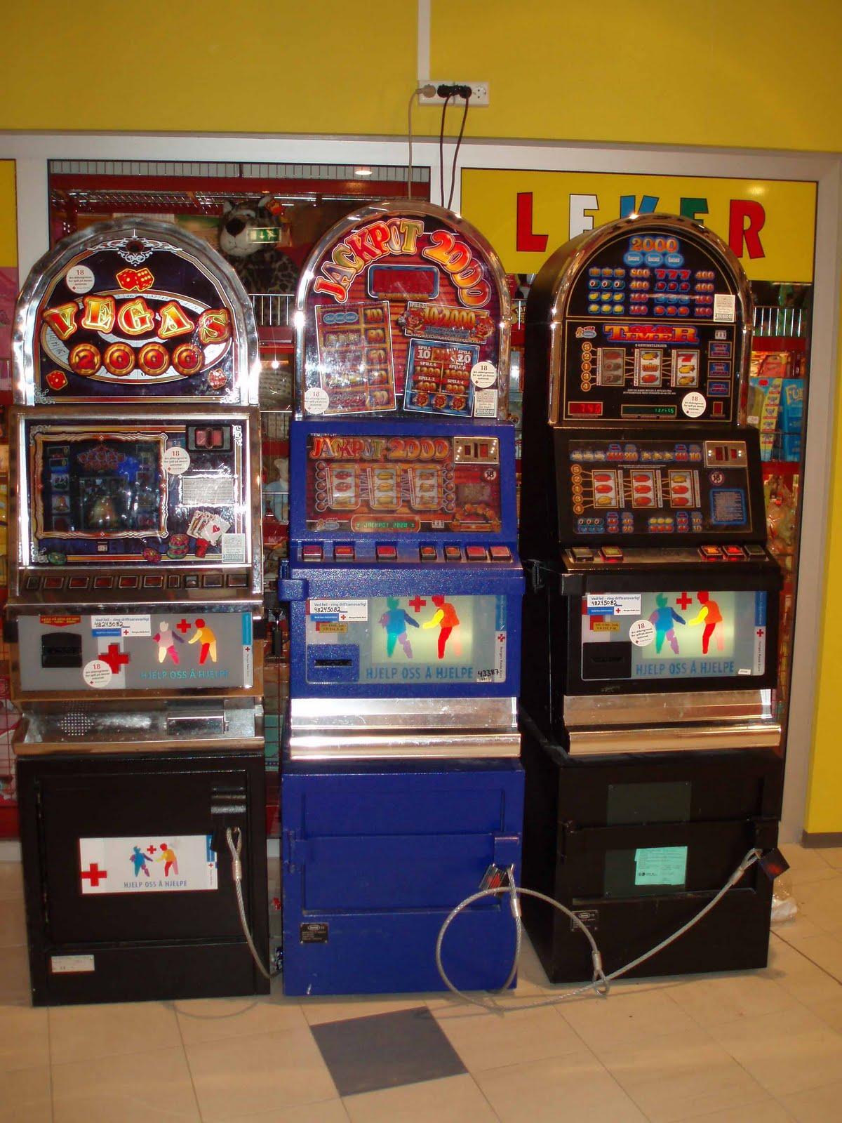 slot machine html