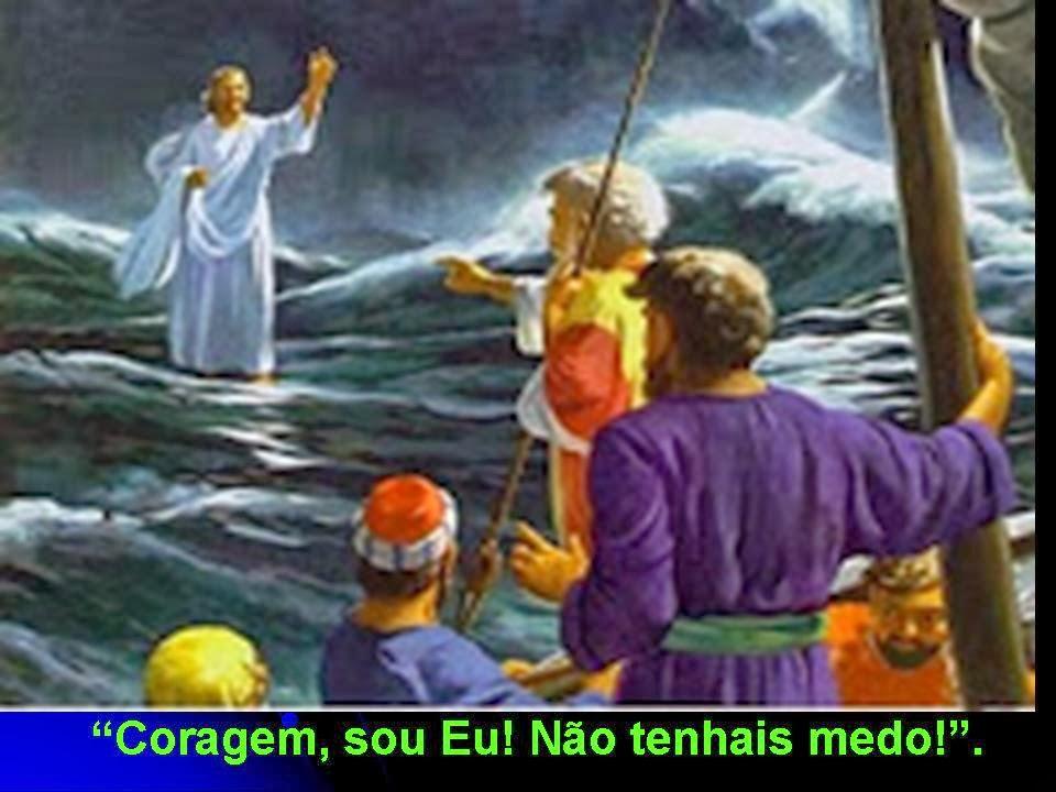 Resultado de imagem para Jesus obrigou os discípulos a entrarem na barca e irem na frente para Betsaida,