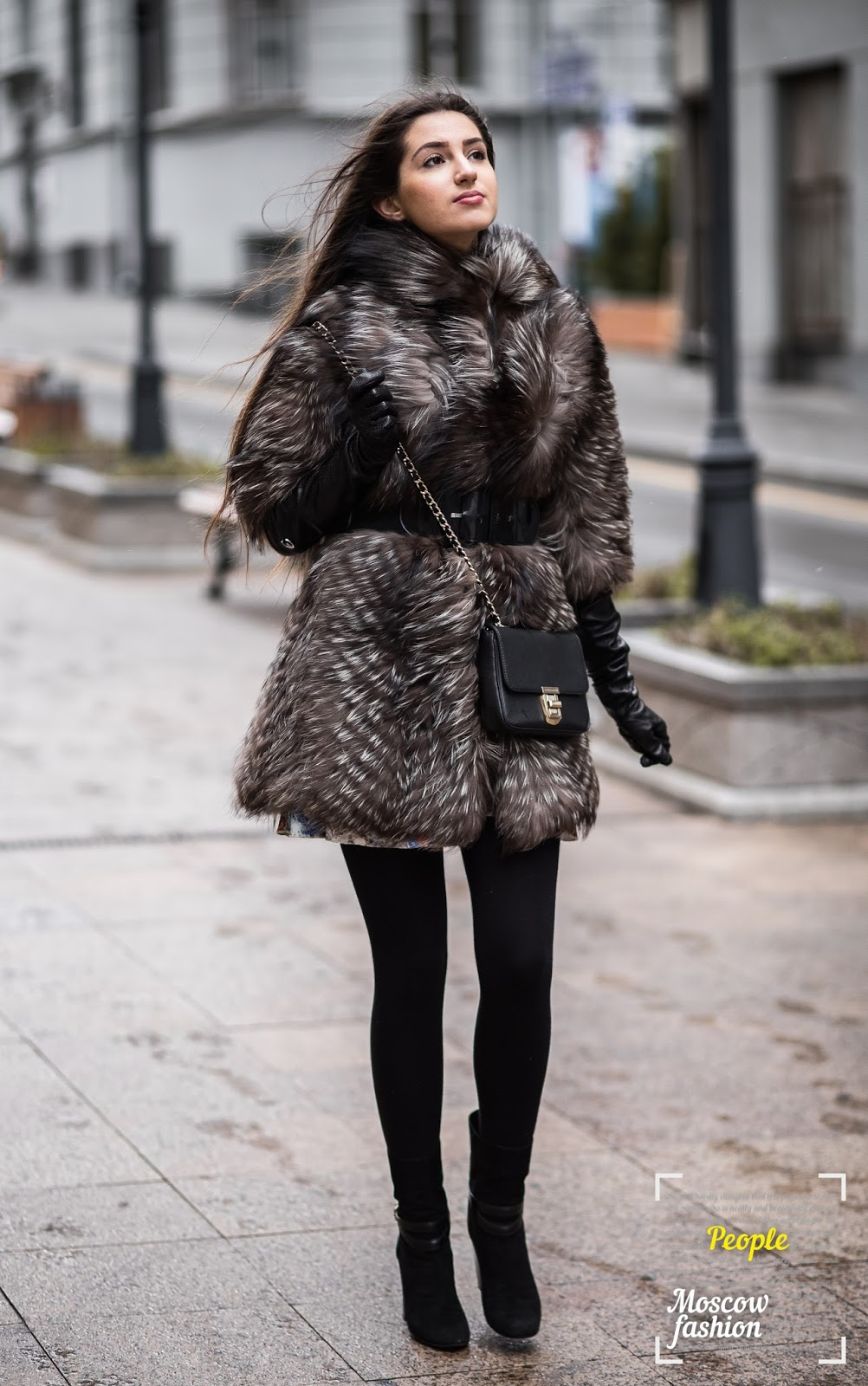 Eva Halinor Moscow Fashion People Стильные люди Москвы