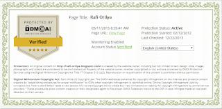 Cara Memblokir Blog Yang COPAS (Copy Paste) Blog Kita dengan Bantuan Google DMCA