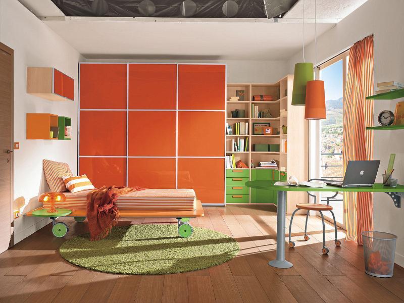 10 modernos dormitorios colombini para chicas ideas - Disenar tu casa ...