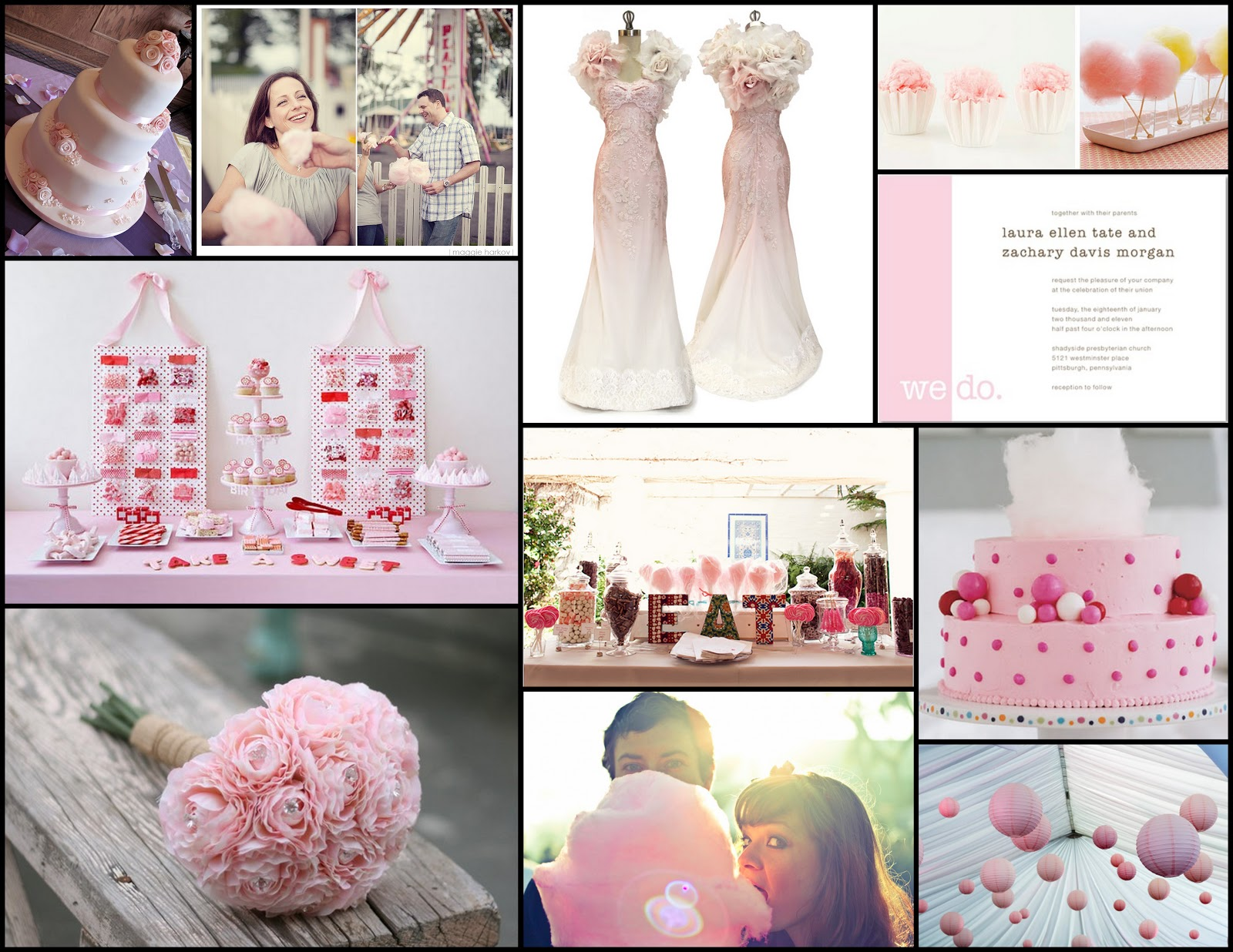 Cotton Candy For Weddings - home decor - Mrsilva.us