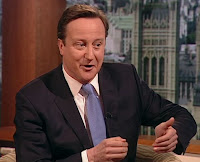 David Cameron - Andrew Marr BBC1 Sunday May 26th