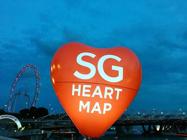 SG Heart Map
