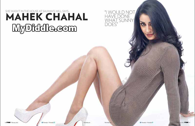 Mahek Chahal Hot Wallpaper