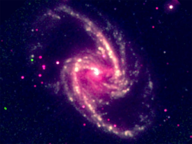 Pela 1ª vez a velocidade de rotação de um buraco negro gigante é medida