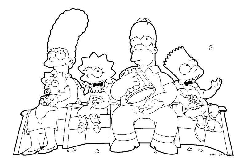 Los Simpsons 360: agosto 2011