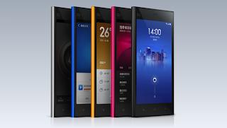 Xiaomi Mi3 Hp Android