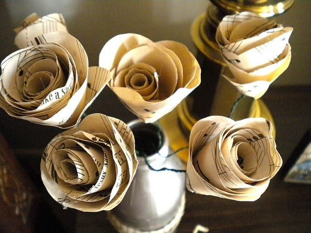Totally tutorials tutorial how to make sheet music for Paper roses sheet music free