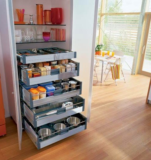 Smart Storage Ideas Small Kitchens Smart Ideas On Kitchen Storage Ideas