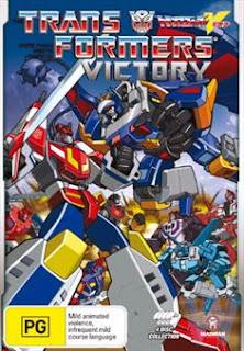 Transformers Victory Serie Dibujos Animados