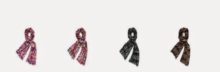 Casana Designs Luxury Scarves