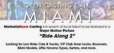 Miami Casting Calls