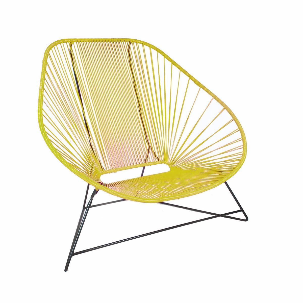 acapulco sessel. Black Bedroom Furniture Sets. Home Design Ideas