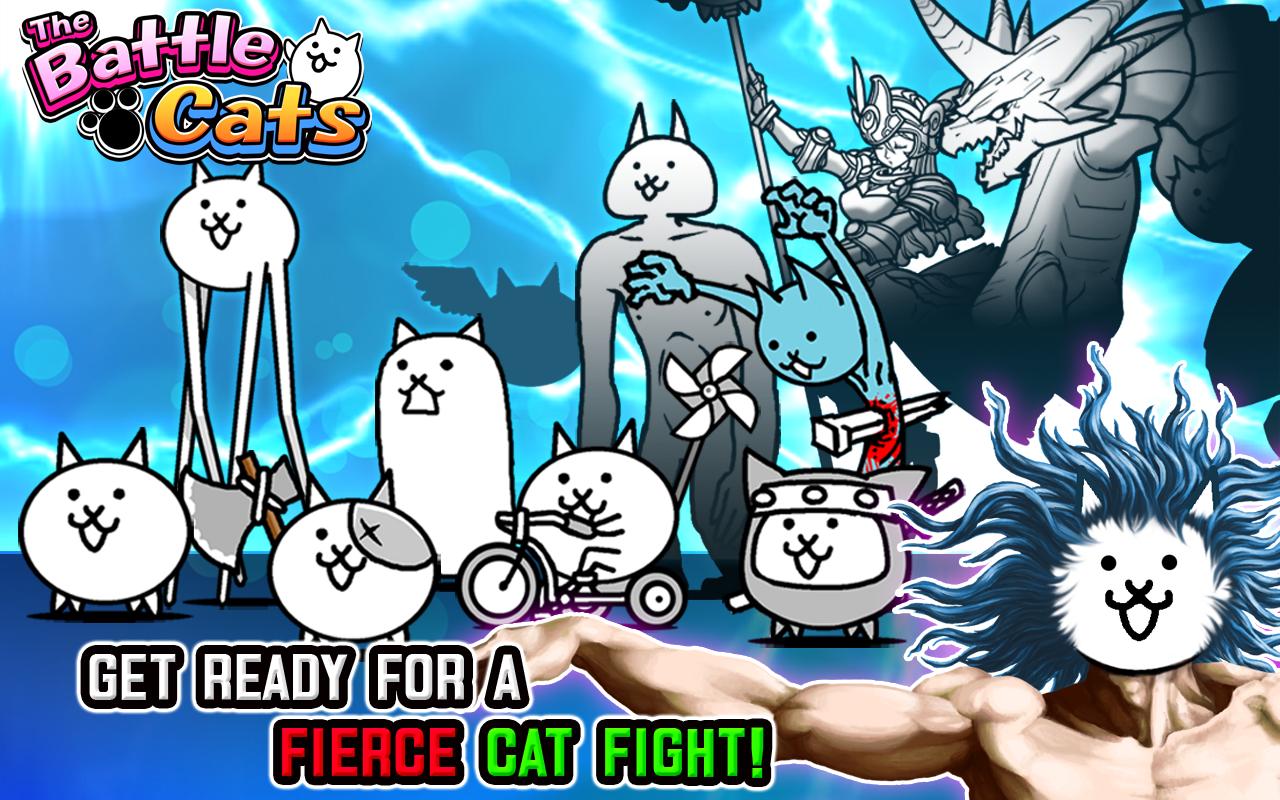Sexy Battle Cats