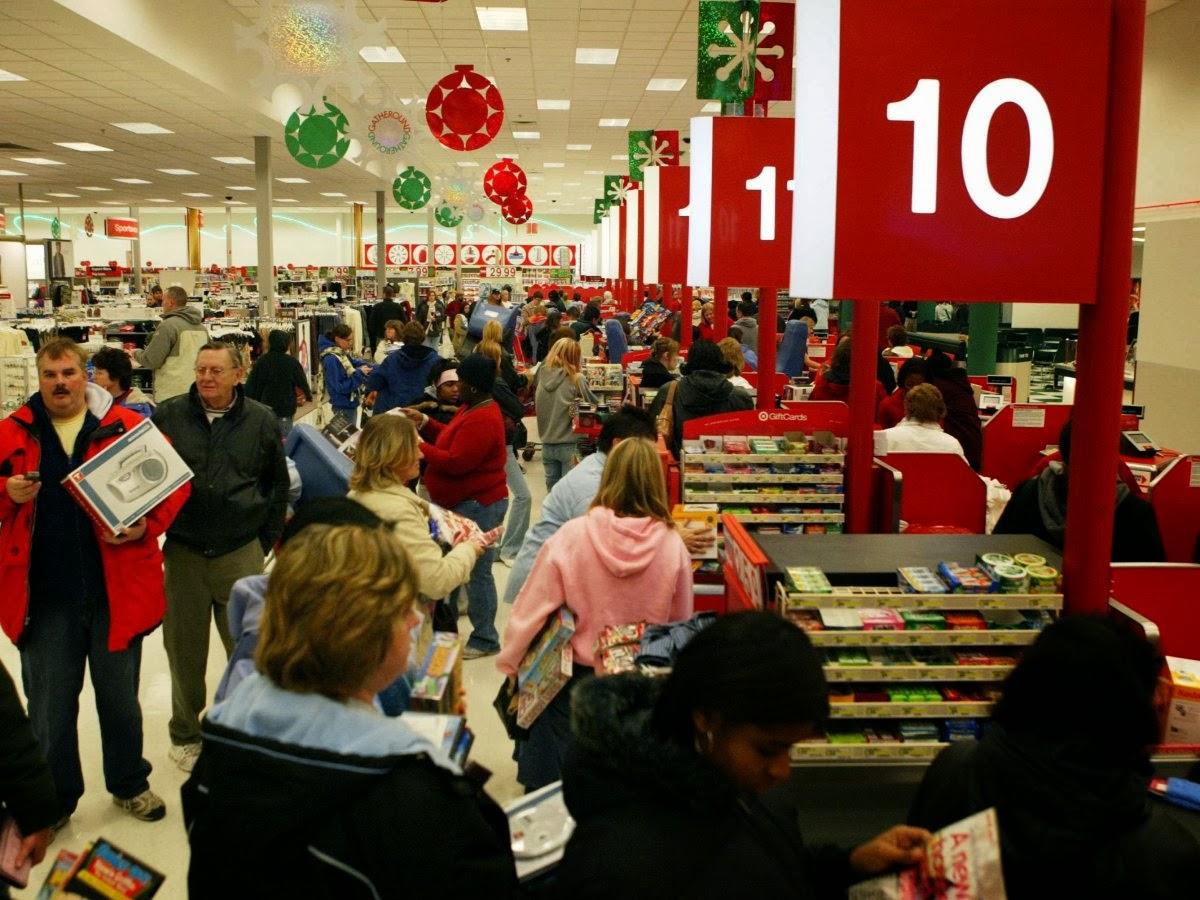Стойки у кассы - самая прибыльная часть супермаркета