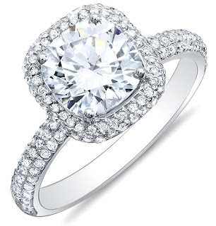 Tips For Buying Cushion Cut Engagement Rings