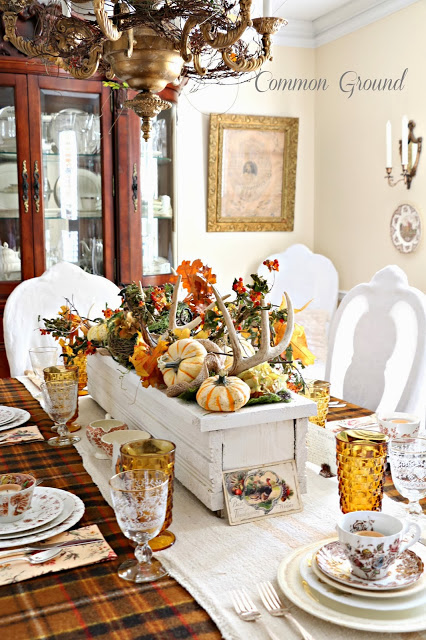 Images about fall thanksgivingtablescapes on