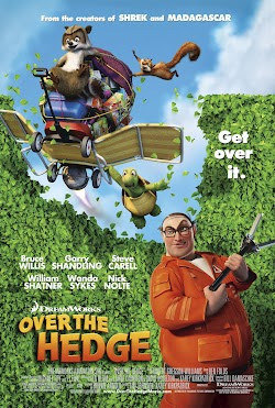 Bộ Tứ Tinh Nghịch - Over The Hedge (2006) Poster