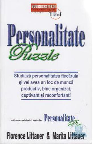 Florence Littauer & Marita Littauer-Personalitate Puzzle-