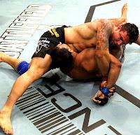 Kimura Arm Break MMA