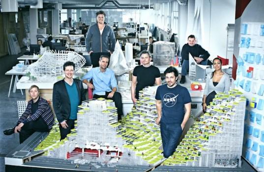 arsitek muda sukses di dunia