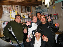 LA PANDILLA EN MI ESTUDIO