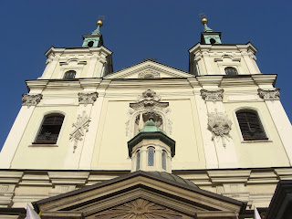 La Chiesa di San Floriano a Cracovia