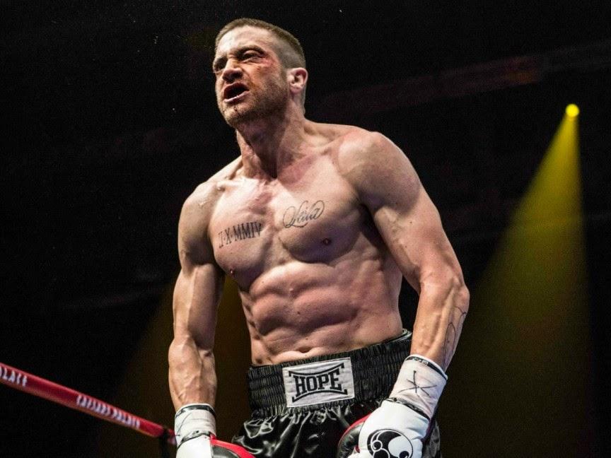 Jake Gyllenhaal em 'Southpaw'