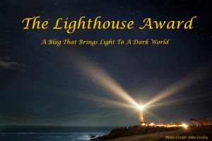Lighthouse Award for blogging, 2014