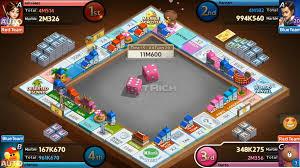 Let's Get Rich APK seperti Monopoly