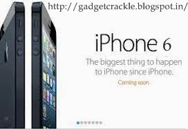 Apple Iphone 6, Coming Soon With New Features,Date,Reviews