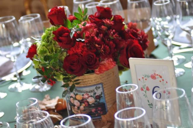 Bouquet vintage Boda Valencia
