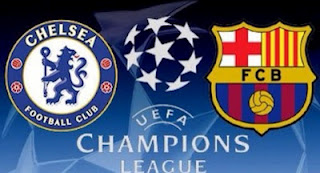 Prediksi Liga Champions Barcelona vs Chelsea 25 April 2012
