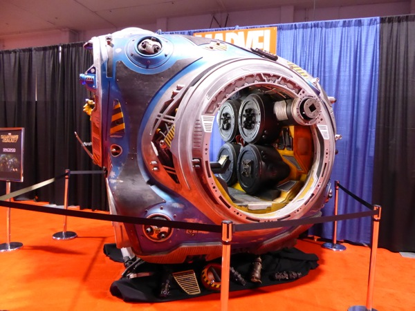 Original Guardians of the Galaxy spacepod
