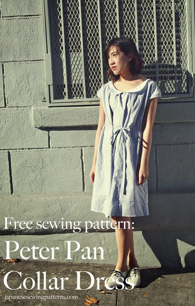 Free Japanese Pattern With English Instructions