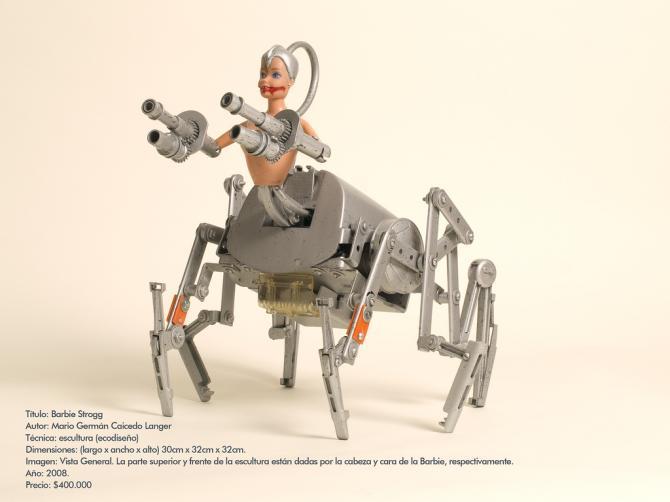 Robots caseros con material reciclado quiero m s dise o - Que hace un robot de cocina ...