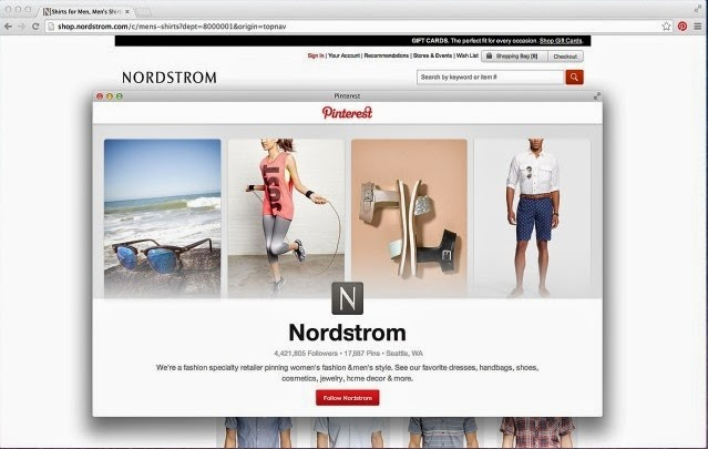 Pinterest new Follow button, new Follow button, Follow button, for brands and businesses, Pinterest, Pinterest new feature, social media, brand page