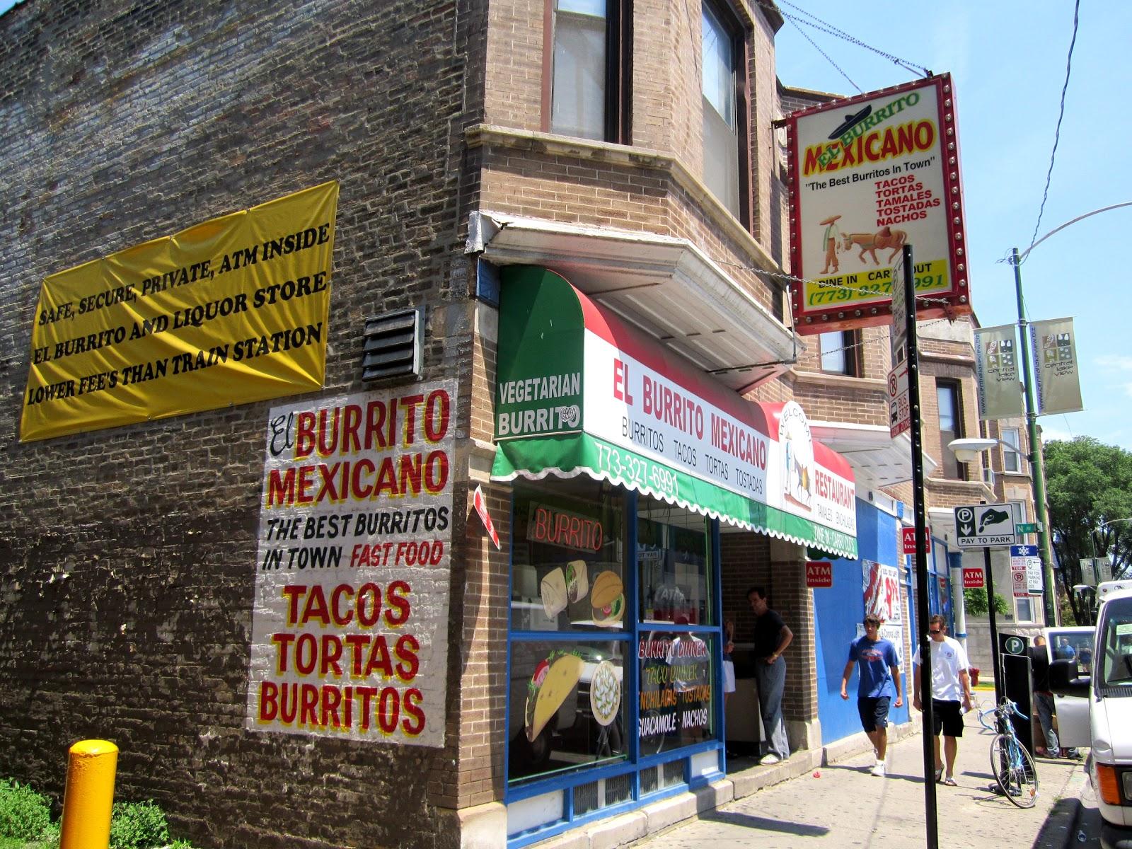 Mexican Food Near Wrigley Field