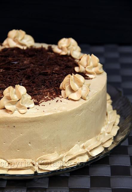 Tasty Treats: Another Birthday and A Tiramisu Cake
