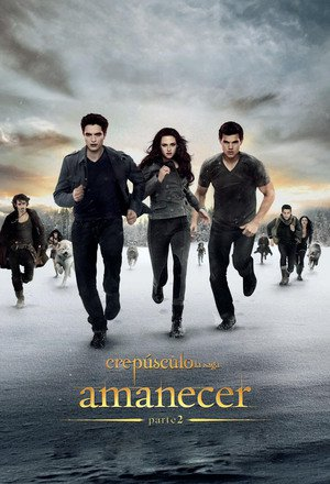 Poster The Twilight Saga: Breaking Dawn - Part 2 2012