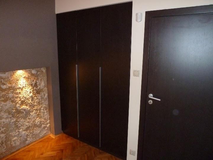 Спалня ъгъл гардероб 2